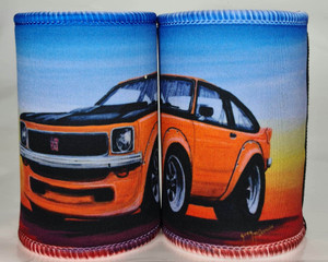 A9X ORANGE HOLDEN TORANA STUBBY HOLDER