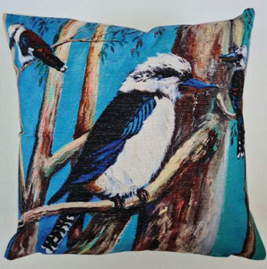 KOOKABURRA  CUSHION COVER + INSERT 45cm x 45