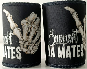 SUPPORT YA MATES By Geltchy Designs
