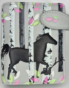 FOREST HORSE SMALL GREY