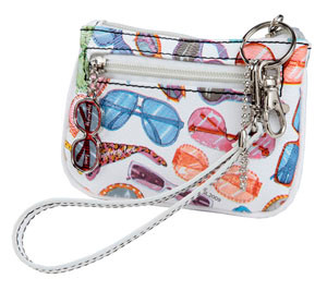 Sydney Love Lookin' Good Camera/Coin Wristlet