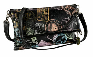 SL Passport C/Body Fold Over Bag