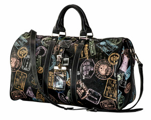 SL Pasport Duffel Bag
