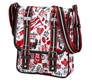 Sydney Love Paint the Town Red Cross Body Bag