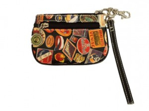 Sydney Love Steppin Out Camera/Coin Wristlet with Belt Clip
