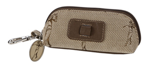SL Classic Golf Jacquard Eyeglass/Cosmetic/3-Ball &TeeHolder