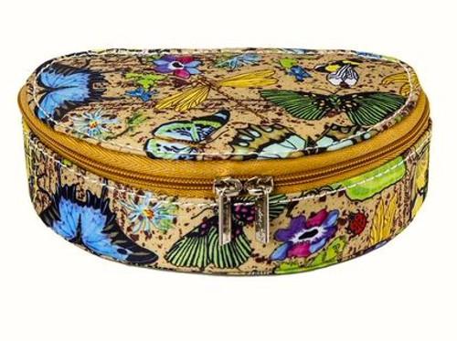 Sydney love sport Botanical jewellery case.
