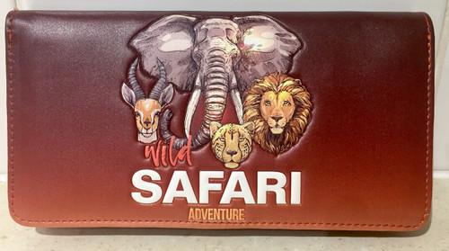 MIA LOUISE AFRICAN SAFARI WALLET