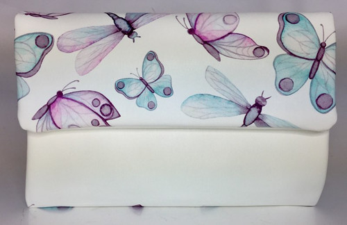 New tri-fold Mia Louise Butterflies and Dragonflies front