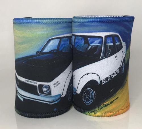 TORANA WHITE SLR5000 STUBBY HOLDER