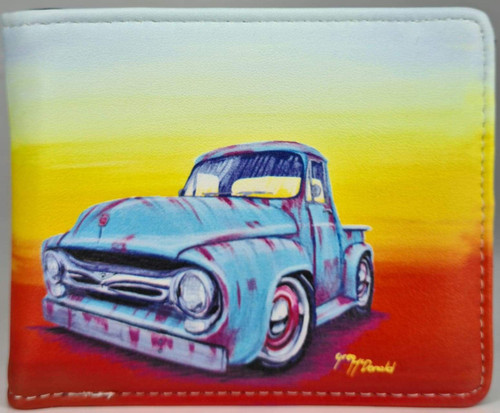 FORD 150 PICK UP TRUCK MENS WALLET