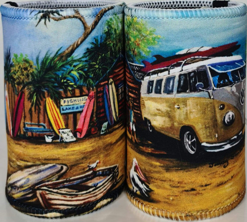 COUNTRY KOMBI STUBBY COOLERS