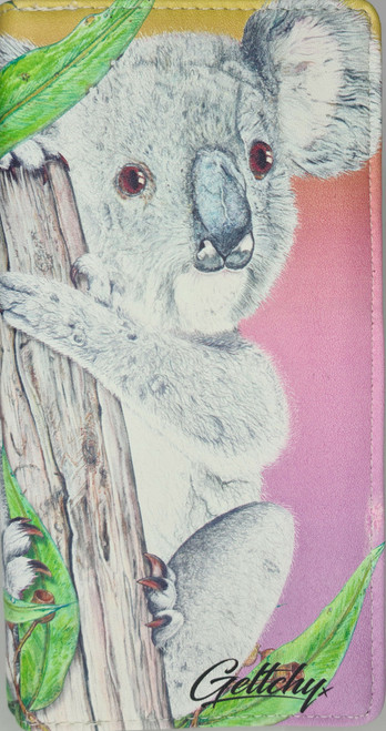 KOALA LARGE WALLET RFID PROTECTED