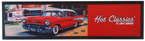 CHEVY RED BAR RUNNER 890X240MM