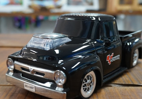 FORD F100 BLUETOOTH SPEAKERS IN BLACK