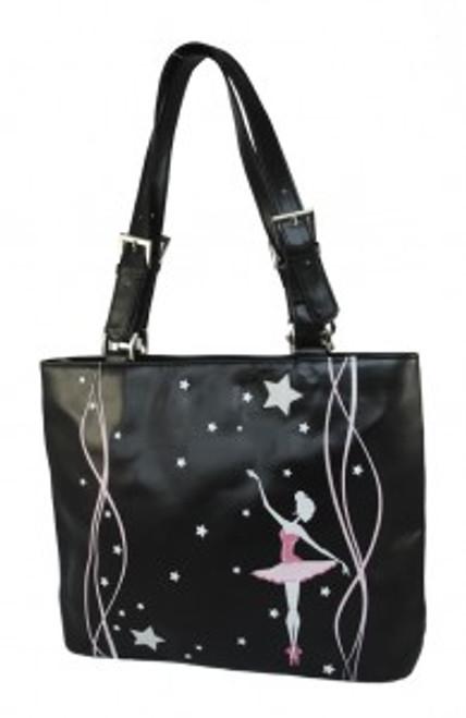 ShagWear Tote Bag Dancing Dream Black