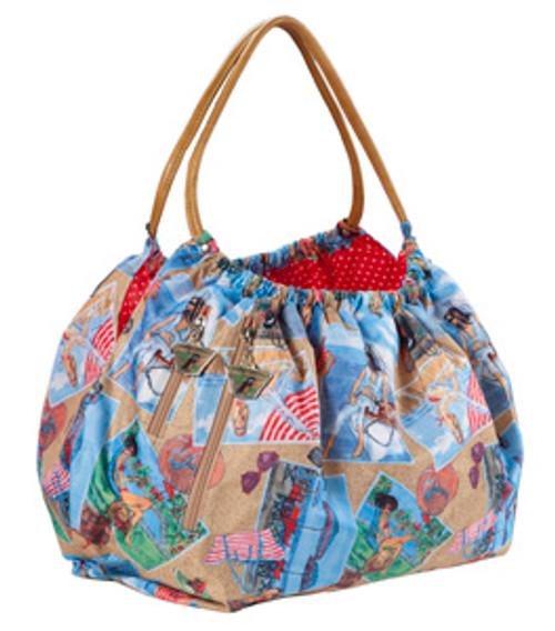 Sydney Love A Day at the Beach Sack Bag