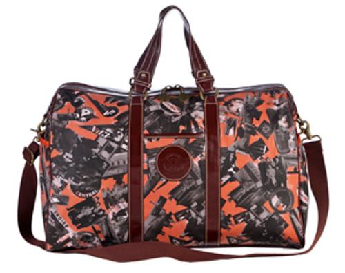SL Going Places Duffel Bag Orange