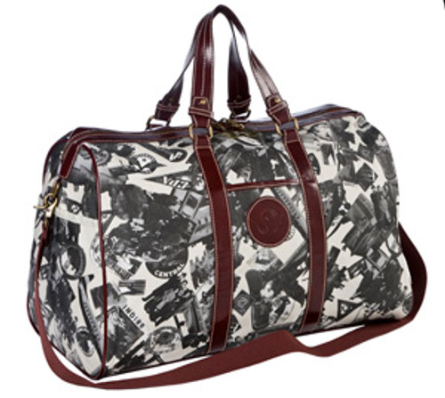 SL Going Places Duffel Bag Stone