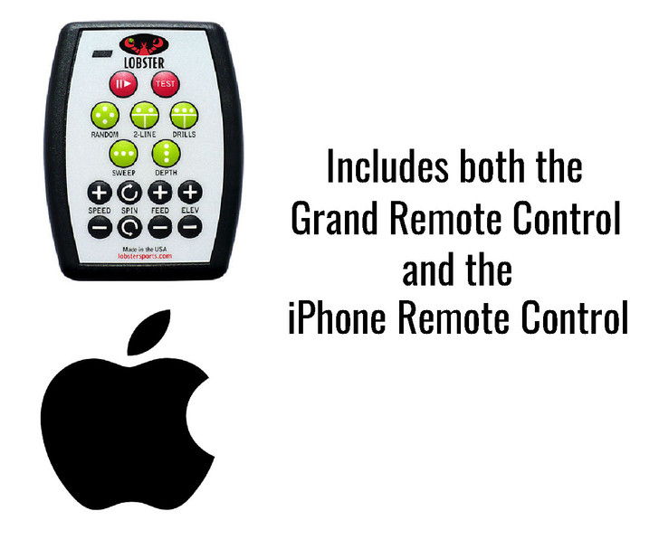 Lobster iPhone Remote Control Combo