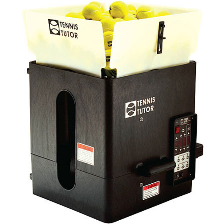 Tennis Tutor Plus Tennis Ball Machine