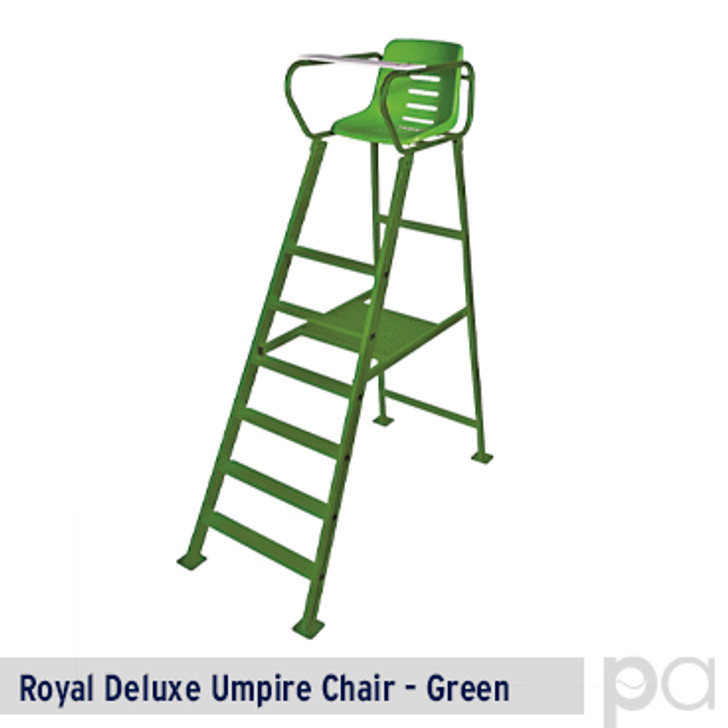 Royal Deluxe Umpire Chair - Green