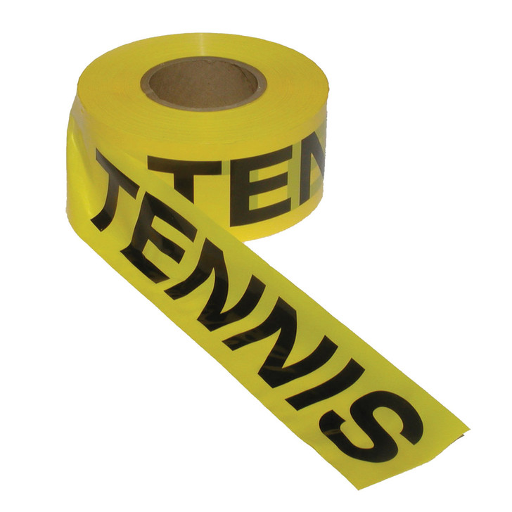Tennis Caution Tape