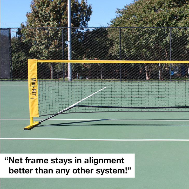 Mini-Net - Portable Tennis Net