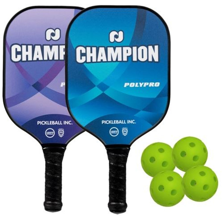 Champion Poly Pro Bundle