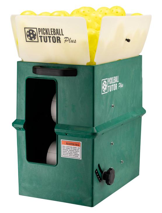 Pickleball Tutor Plus - Includes 25 Penn 40 Outdoor Balls w/ Purchase!