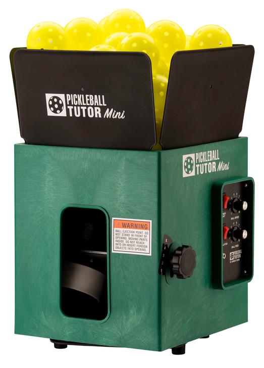 Pickleball Tutor Mini - Includes 25 Pickleballs with Purchase!