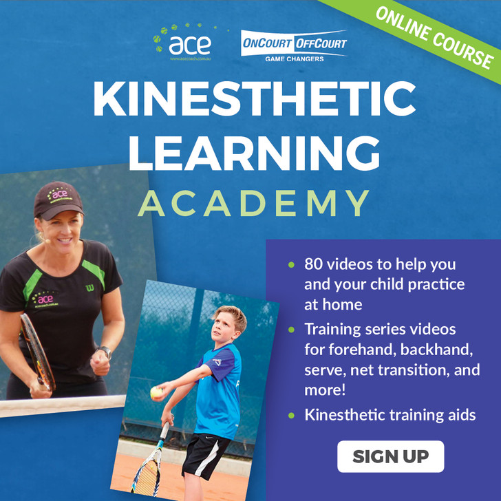 Kinesthetic Learning Academy Online Course & Product Packages