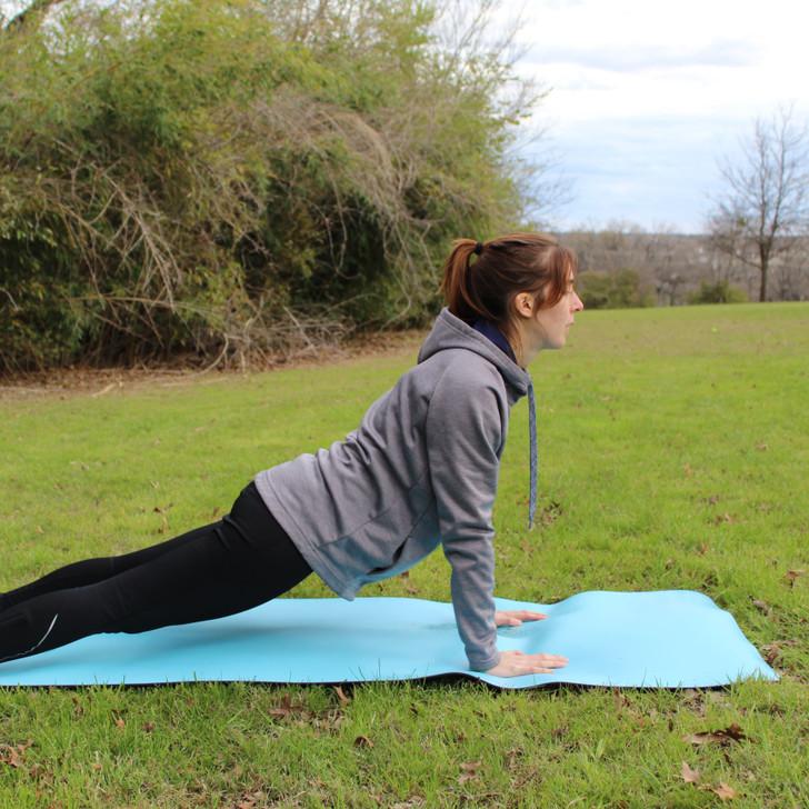 OnCourt OffCourt Get-A-Grip Yoga Mat