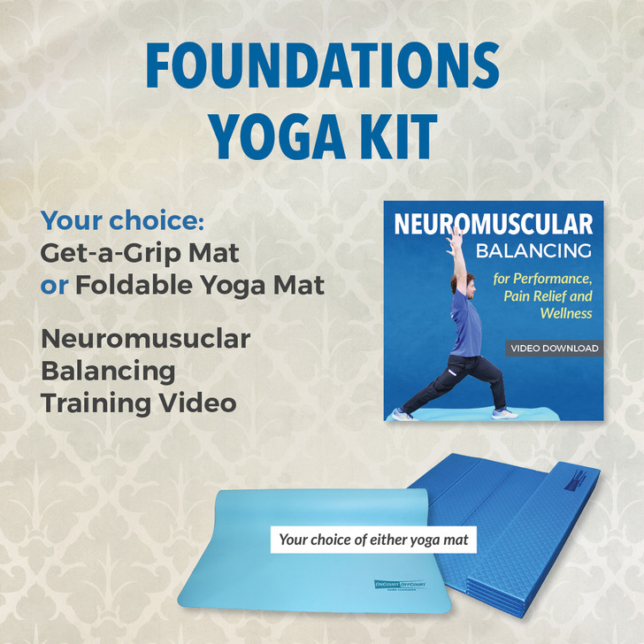 Foundations Yoga Kit