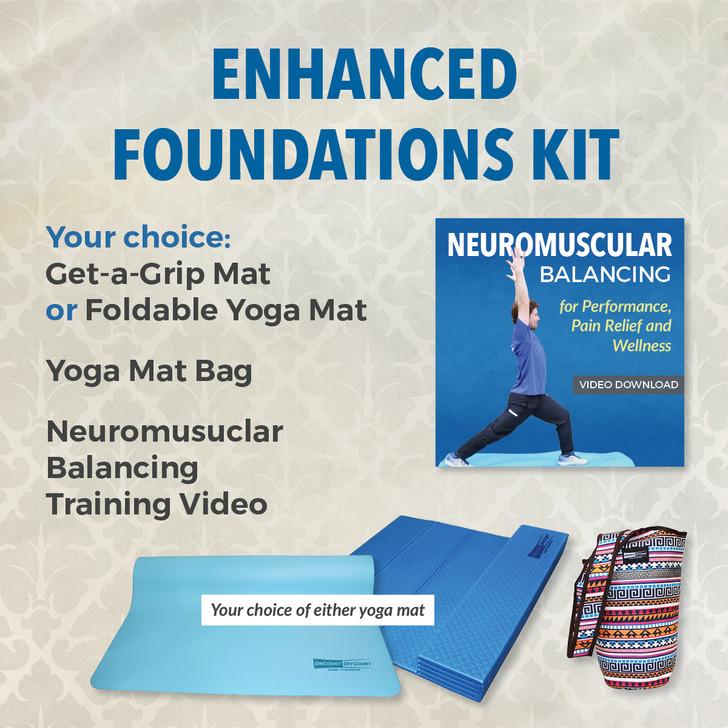 Enhanced Foundations Yoga Kit