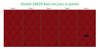Red chesterfield photo booth skins for Oval Photo Booth