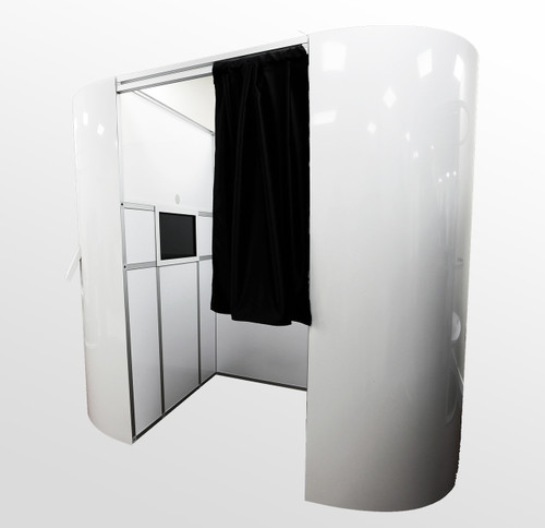 T3 Oval Photo Booth
