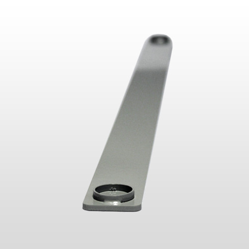Door Bar 980 c/c with feet and M8 threaded fittings