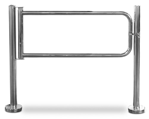 Double Rail Heavy Duty Gate - Manual Closing