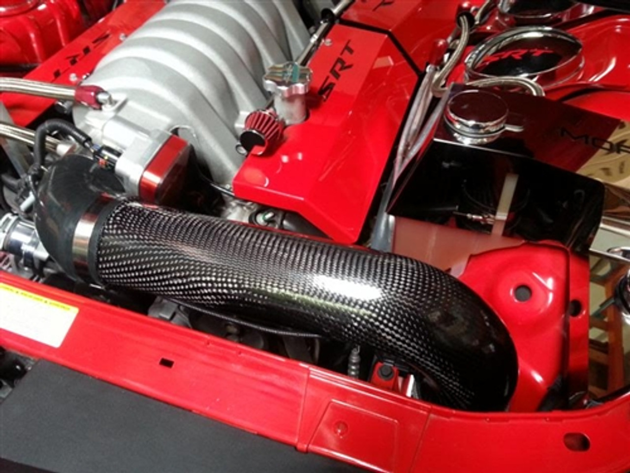 Lmi 2005 10 300c Charger Magnum Challenger 5 7 6 1l True Cold Air Intake
