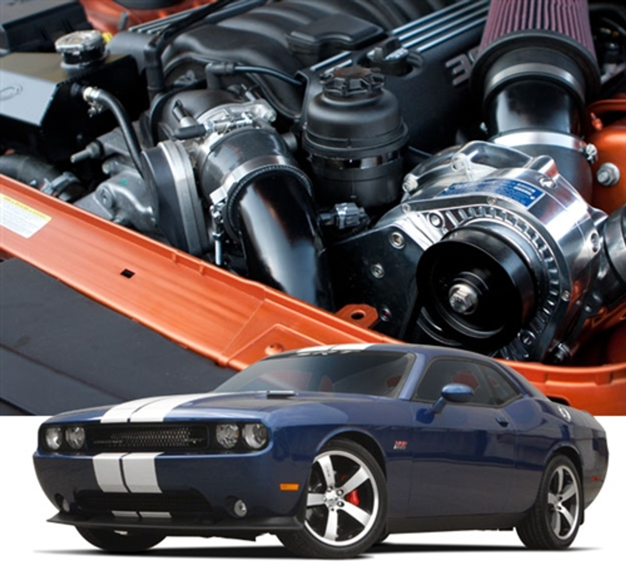 Procharger Ho Complete Intercooled Supercharger Kit W Tuning 2011 2014 5 7l Dodge Charger Challenger R T 1df414