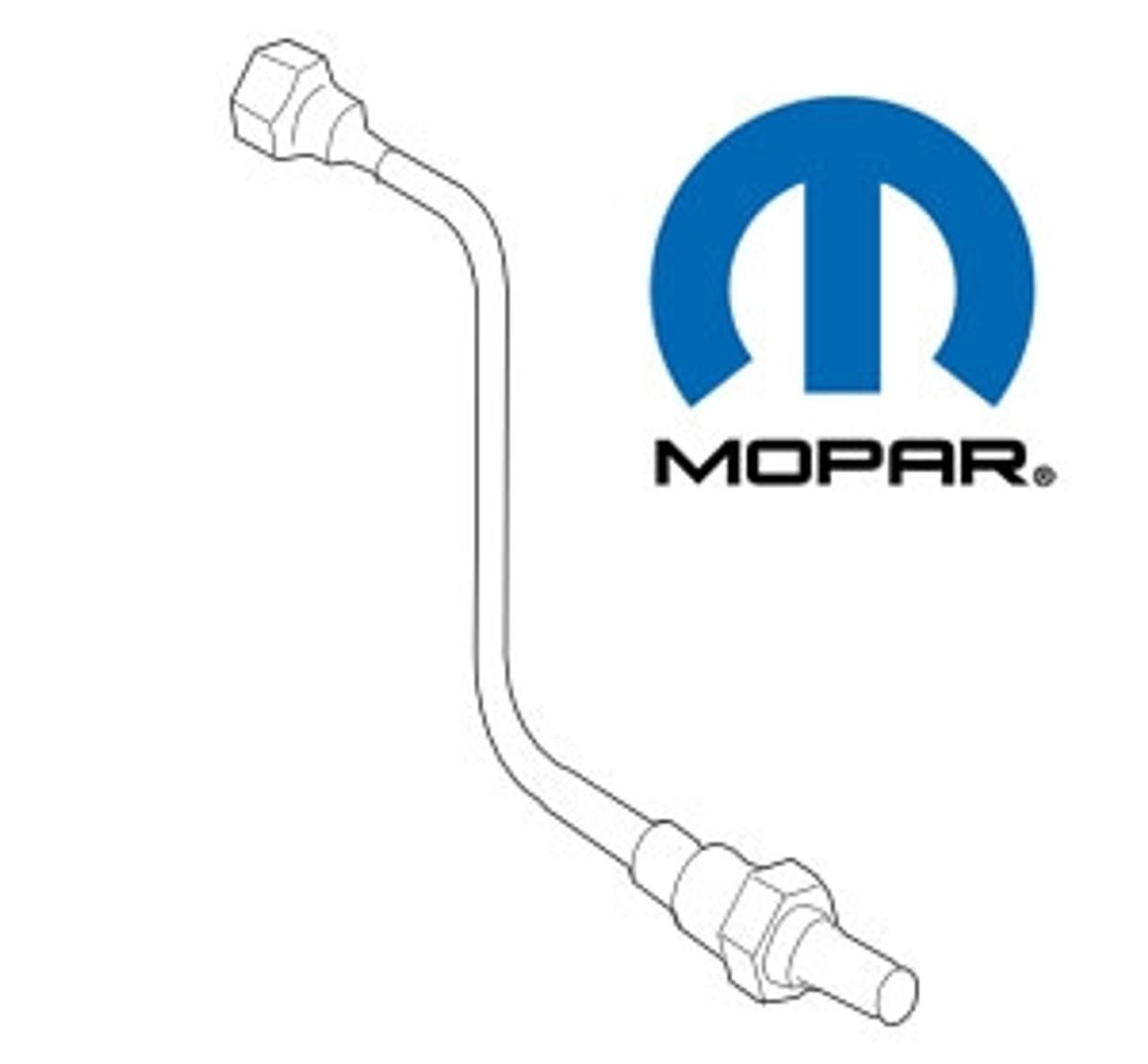 NEW OEM MOPAR O2 OXYGEN SENSOR MD345771 DOWNSTREAM 234-4641 MN122267
