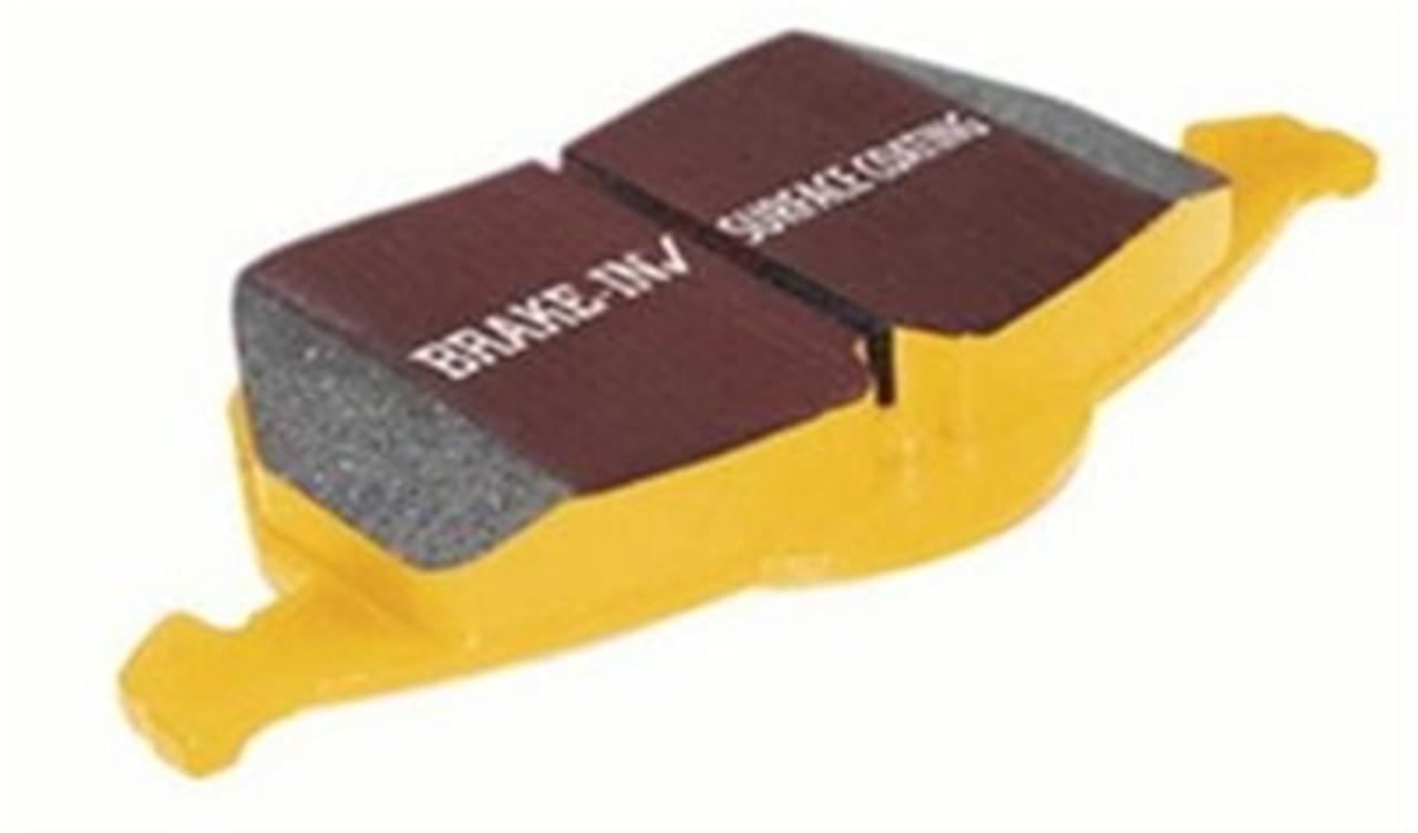 EBC Brakes DP42186R Yellowstuff Performance Brake Pads