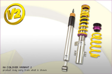 KW Coilover Kit V2 Volvo V70 (L) T5 AWD R (SPECIAL ORDER - 4 to 6 Weeks)