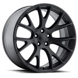 Factory Reproductions Hellcat Replica Wheels - Satin Black