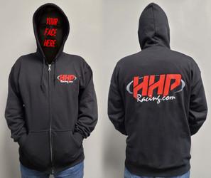 High Horse Performance Branded Zip-up Hoodie - HHPHOODIE