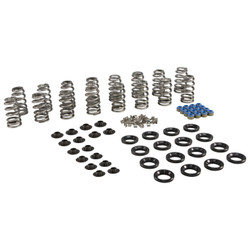 COMP Cams 09-18 Dodge 5.7L/6.2/6.4 HEMI .600in Lift Beehive Spring Kit w/ Steel Retainers