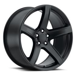 Factory Reproductions FR77 Hellcat HC2 Replica Wheel in Satin Black