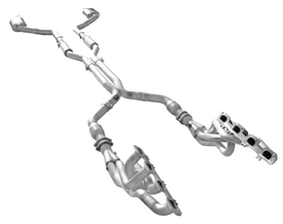 """American Racing Headers 1-3/4"""" X 3"""" Full System for 15-20 Charger 6.4L (Off Road Use)"""