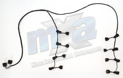 mXa 2 Step Plug N Play Harness for 15-Current Challenger, Demon, Charger, Trackhawk, TRX & Durango 6.2L